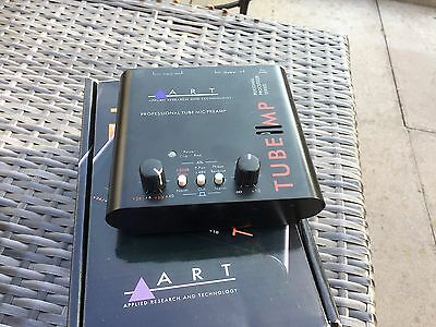 Art Tube MP Microphone Tube Preamp - boxed with PSU