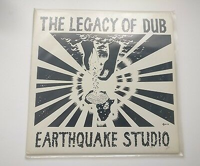 Earthquake Studio (TNT Roots) - The Legacy of Dub LP