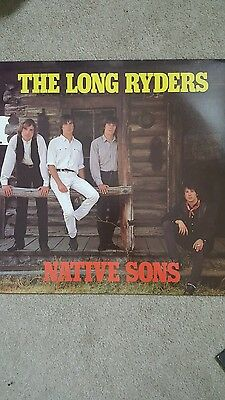 The Long Ryders - Native Sons vinyl