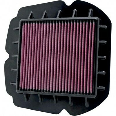 Replacement air filter suzuki sfv 650 - su-6509 - K & n  10112043 (SU-6509)