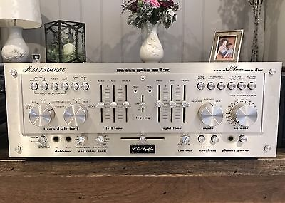 Marantz 1300DC Integrated Amplifier - Rare Beast