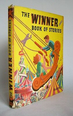 The Winner Book of Stories (Hardback, c.1954) Published by Blackie