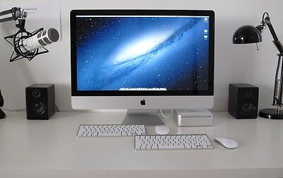 Mac thunderbolt monitor 27inch - Fantastic condition