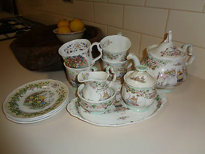 Collectables Royal Doulton Bramby Hedge
