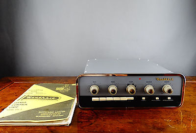 Daystrom Heathkit Stereo Control Unit USC-1 Preamp with Manual Vintage 1960s