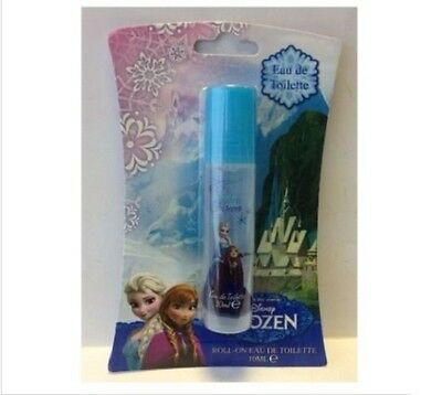 Frozen Elsa Roll on Eau De Toilette Disney Perfume Girls Gift Present Anna Olaf