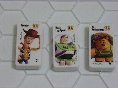 Woolworth Pixar Domino lot 5