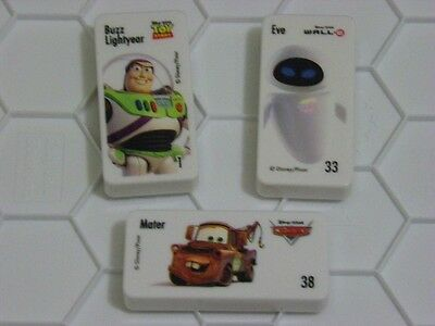 Woolworth Pixar Domino lot 8