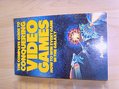 Complete Guide to Conquering Video Games Jeff Rovin early 80s book
