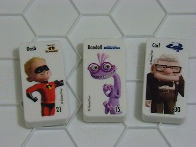 Woolworth Pixar Domino lot 11