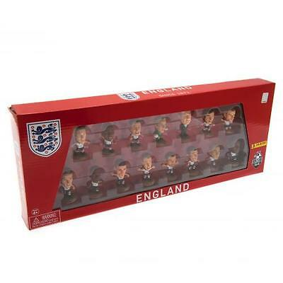Official Licensed Football Product England FA SoccerStarz 15 Player Team Pack B