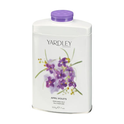 "Yardley London Talkumpuder ""April Violets"" 200g"