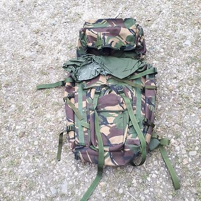 British Short Back Dpm Irr Bergen / Bergan / Rucksack - New