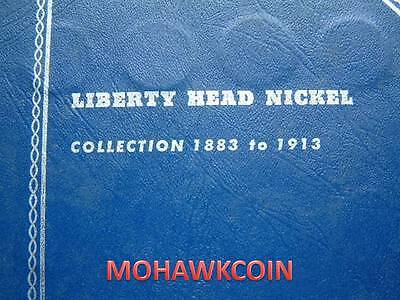 NEAR COMPLETE LIBERTY NICKEL SET - 32 DIFFERENT w/ 1885 & 1886