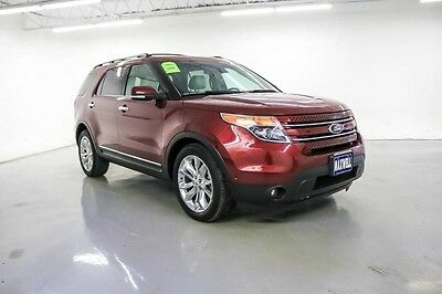 2014 Ford Explorer  2014 Ford Limited