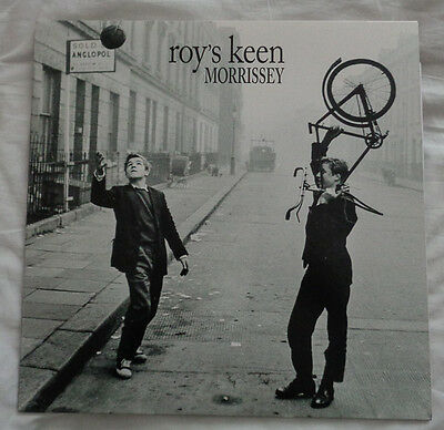 "Morrissey Roy's Keen 12"" single rare"