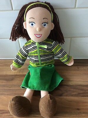 Balamory soft Miss Hoolie talking doll 15 inches