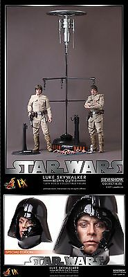 HOT TOYS 1/6 STAR WARS DX07 Luke Skywalker -Bespin Outfit - EXCLUSIVE VERSION !!