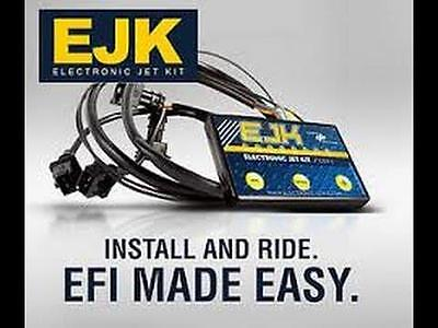 Dobeck EJK Fuel Controller Gas Adjuster Programmer Can Am Outlander 1000 2011-17