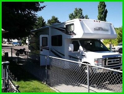 2013 Forest River Sunseeker 2860DS 30' Class C Motorhome 2 Slides Generator NV