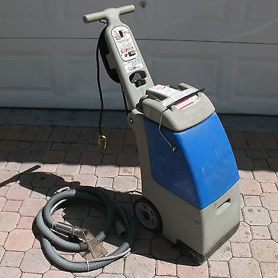 Kent C-4 C4 Carpet Cleaner Extractor With Upholstery Hand Tool Working Great