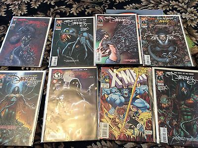 Comic Darkness Collection In Mint Condition Darkness Plus Xmen