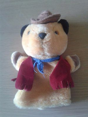 Vintage Musical Sooty Hand Puppet