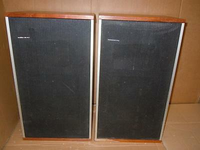 Tandberg TL2520 Speakers-Made in Norwey-SUPERB SOUND.