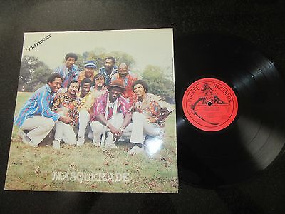 """Masquerade """"what You See"""" 1983 Lp Soca Barbados (Notting Hill Carnival Winners)"""