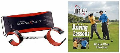 Medicus Golf Perfect Connextion Swing Pitch Chip Putt Training & Driving Lessons
