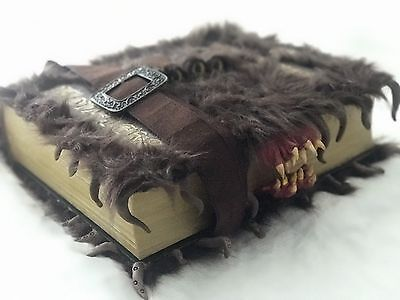 Monster Book Of Monsters Harry Potter