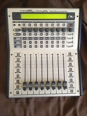 Audio Controller - CM Motor Mix - Digital Mixer Worksurface -