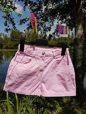 Short rose fille Taille 14 ans