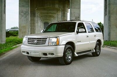 2006 Cadillac Escalade LOW MILE 1 FLORIDA OWNER OUTSTANDING LOW MILE 1 FLORIDA OWNER OUTSTANDING NO ACCIDENT CARFAX