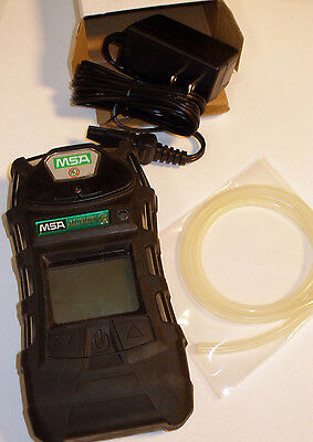 MSA Altair 5 Multi Gas Detector, Combustible O2 CO & H2S, Calibrated Upgraded