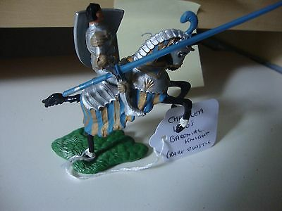 RARE Vintage Toy Soldiers Cherilea Knight Baronial Series 1960s plastic