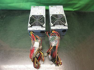 2x FSP FSP300-60GHT 300 Watt TFX12V PC Power Supply with 80 Plus ~