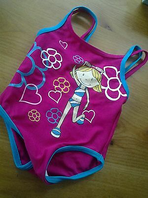 Baby girls swimming costume age 6 months - 12 months New never used