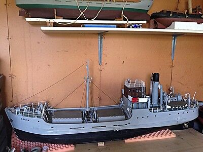 1/32 Scale Admiralty Coaster C 642 Model Ship