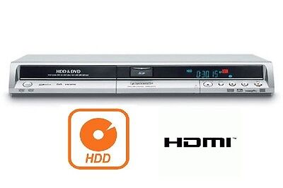 Panasonic DMR-EX75 DVD Recorder with 160GB and HDMI