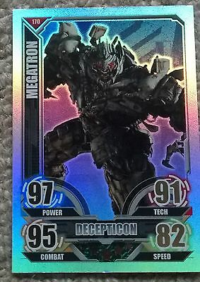 Topps Transfomers  Megatron  Trading Card