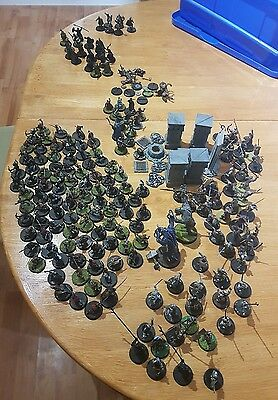 Mixed Lot For Spares / Repairs - Lord of the rings lotr Warhammer