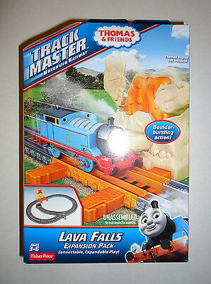 Thomas The Tank Engine & Friends Lava Falls Expansion Pack For Trackmaster