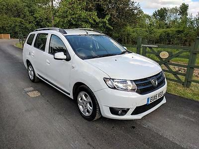 2015 Dacia Logan Mcv 1.2 16v Laureate 5dr finance available p/x considered