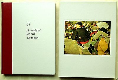 Book The World of Bruegel 1525-1569 Time-Life Library of Art Series Hardcover