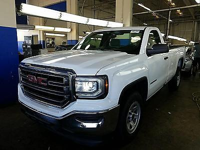 2016 GMC Sierra 1500 1500 2016 GMC TRUCK 1500  V-8 AUTOMATIC, HITCH, LONG BED ONE OWNER