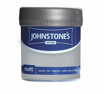 Johnstone's Matt Tester 75ml Manhattan Grey