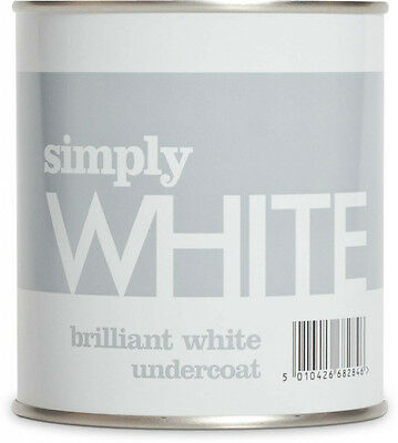 Simply Undercoat 500ml White