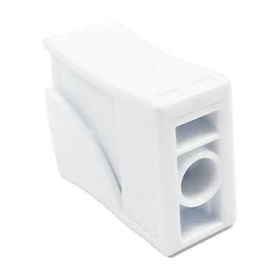 Lyvia Lighting Connector Single Conductor White