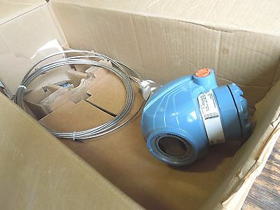 Rosemount 5300 Series Level Transmitter Guided Wave Radar 5302 W/cable Ss <864M1
